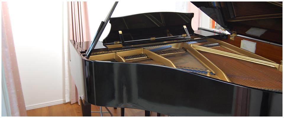 川崎市高津区の柏木静子ピアノ教室