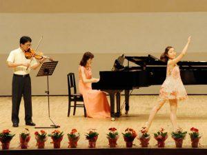 2016.9月 第2回発表会&コンサート