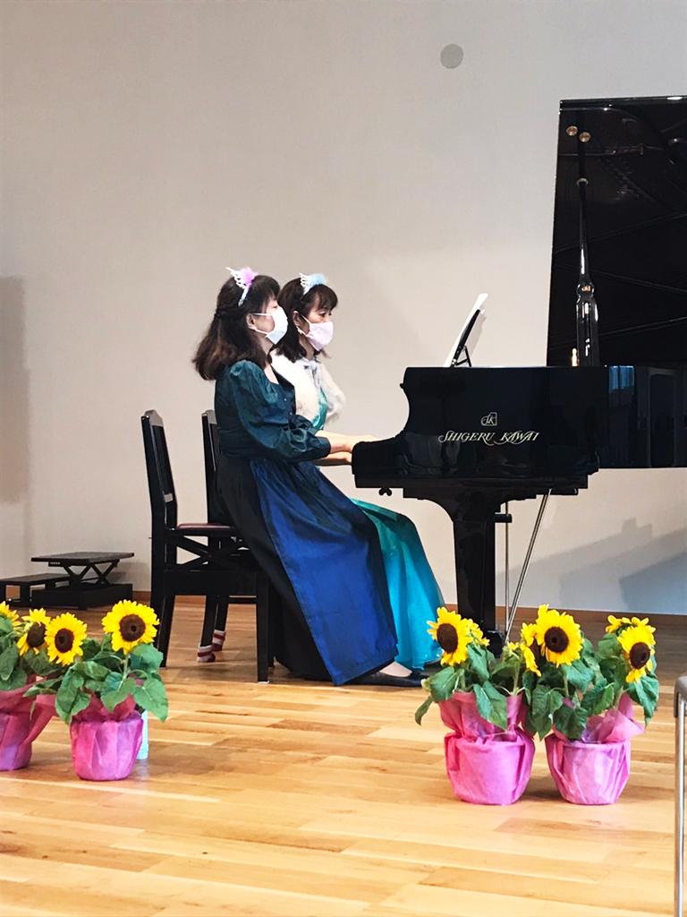2020.7.18 逗子教室 第2回サマーコンサート YUIコミュニティホール 1枚目
