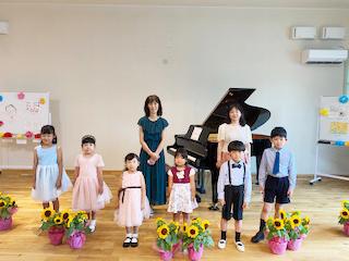 2020.7.18 逗子教室 第2回サマーコンサート YUIコミュニティホール 2枚目